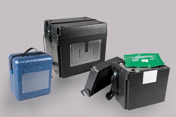 Kuljetuslaukku, musta EPP, 15 l