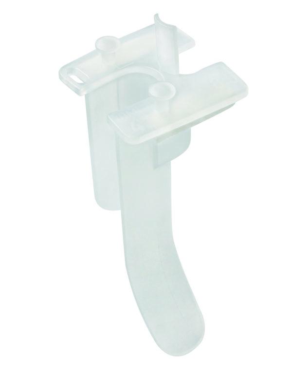 Nielutuubi, koko 4, pituus 85mm, avoin reuna, kertakäyttöinen, steriili