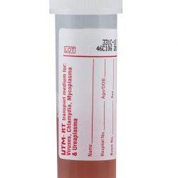 UTM-kuljetusputki viruksille, 10 ml, 25 x 90 mm